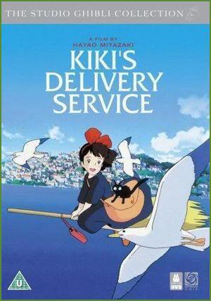 O Serviço de Entregas de Kiki