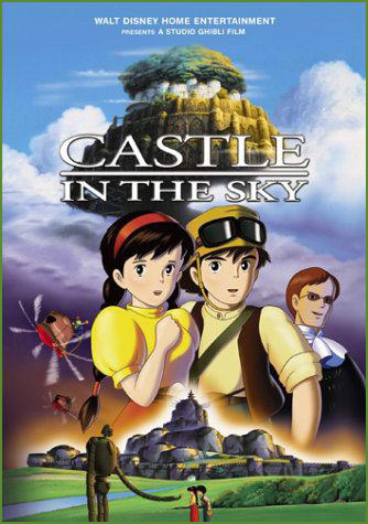 laputa01 Laputa: O Castelo no Céu