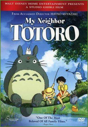 Meu Amigo Totoro Dublado