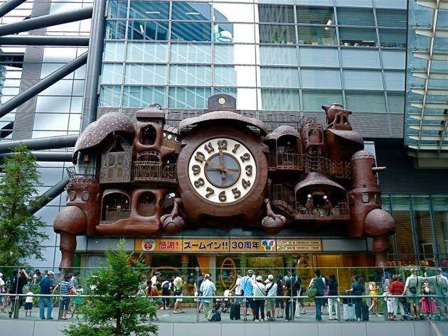 NTV Gran Clock