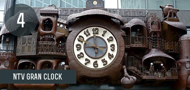 4 - NTV Gran Clock