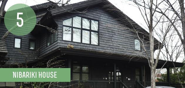 5 - Nibariki house