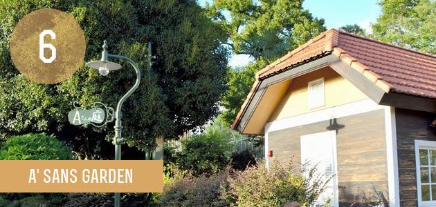 6 - A Sans Garden