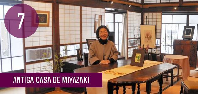 7 - Antiga Casa Miyazaki